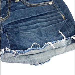 American Eagle Outfitters Shorts - American eagle jean shorts cut of denim